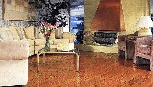 选购木地板需谨慎