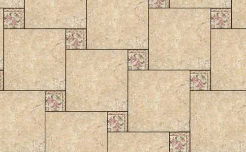 瓷砖店电路布线图