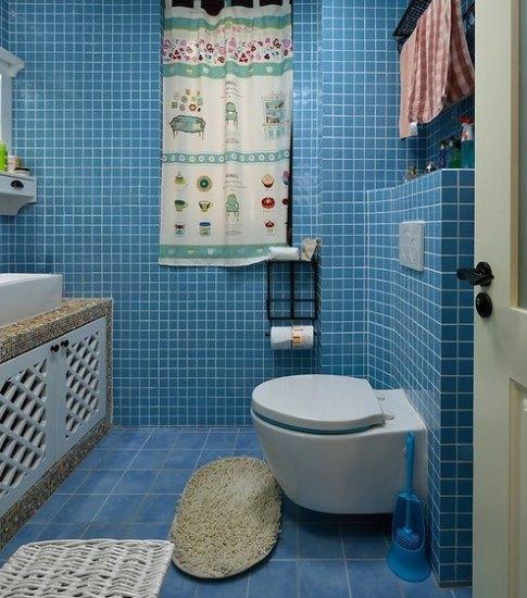 小户型装修实例 54平方的精致公寓