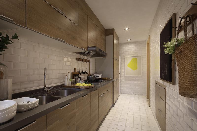 厨房灶台装修效果图