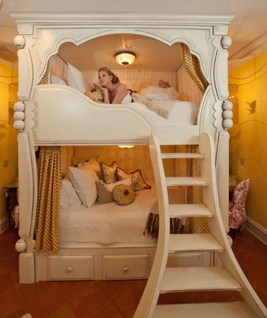 双儿童房装修效果图