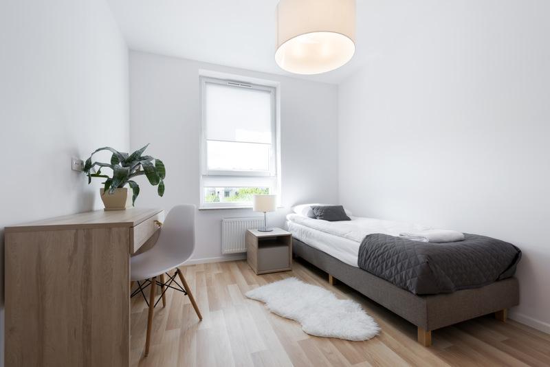 小房子卧室装修图
