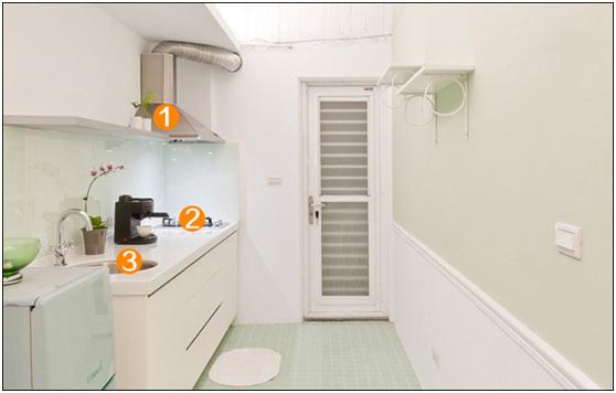 6平米厨房装修效果图