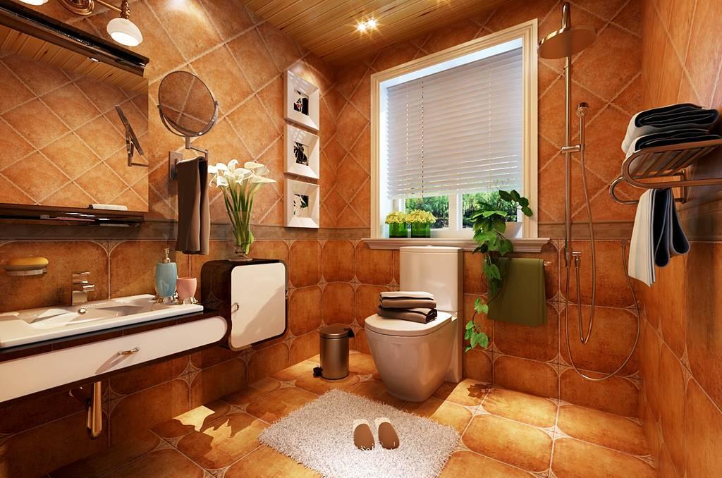 卫生间这样翻新改造 让人眼前一亮!