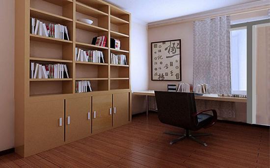 家居风水:书房书桌千万别这样摆!