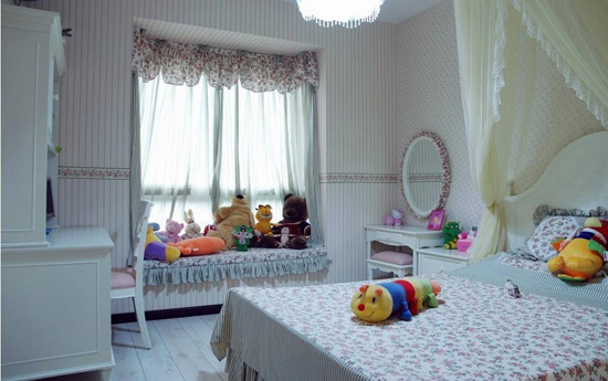 【装修攻略】儿童房装修设计注意事项有哪些?