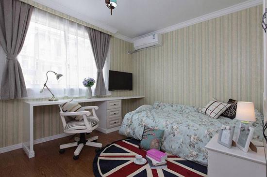卧室装修小技巧 省心又省力!