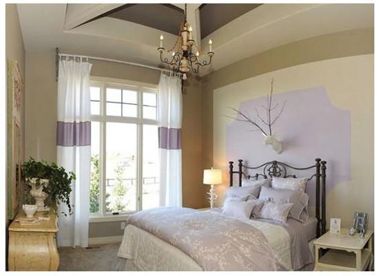 卧室窗户大或者有落地窗