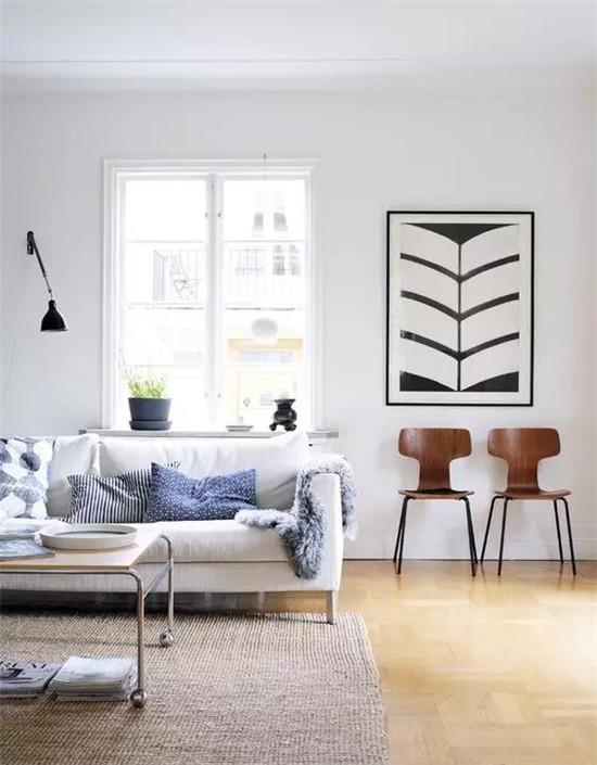 地毯+木地板搭配