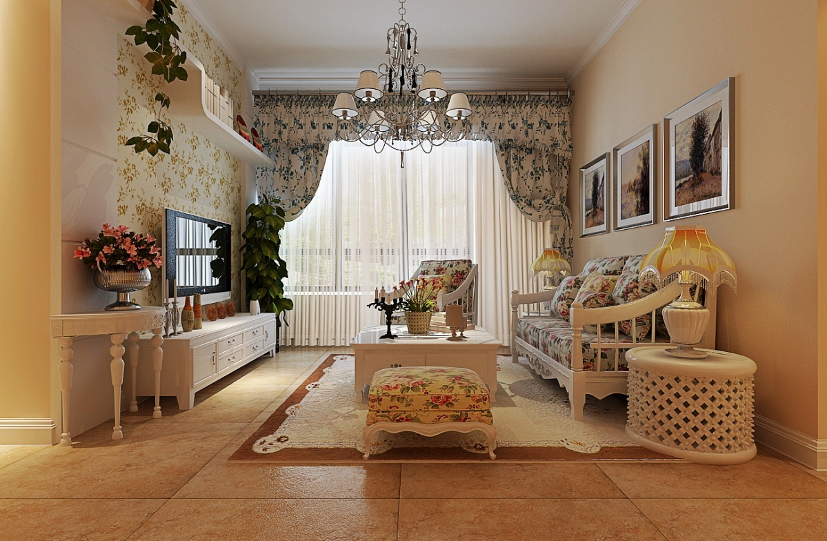 不同朝向客厅旺财风水色彩搭配