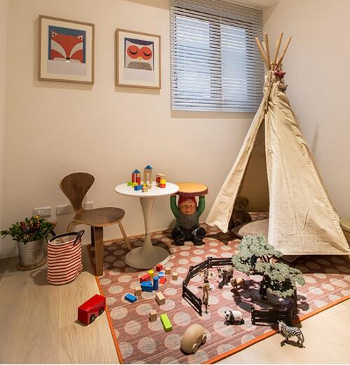 儿童房就应该是孩子喜欢的样子!