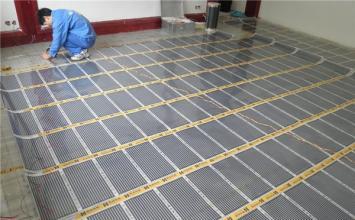 电地暖每平米的价格及电地暖的安装费