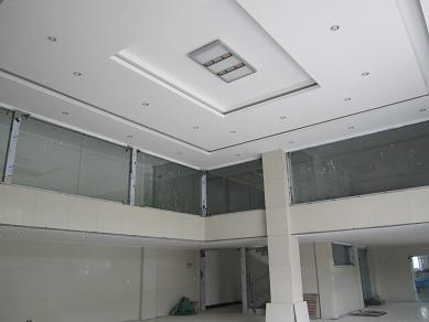 纸面石膏板吊顶安装步骤